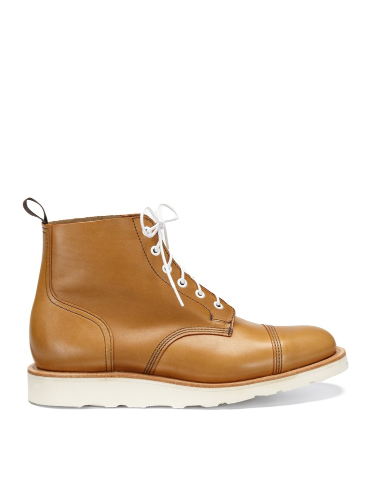 Mark McNairy Waxy Leather Derby Boot
