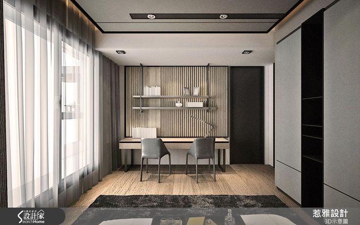 惹雅國際設計(前惹空間設計事務所)設計作品惹雅_26,裝潢風格為現代風,是一間新成屋(5年以下),總坪數為101坪以上,格局為四房,更多惹雅國際設計(前惹空間設計事務所)設計案例作品都在設計家 Searchome