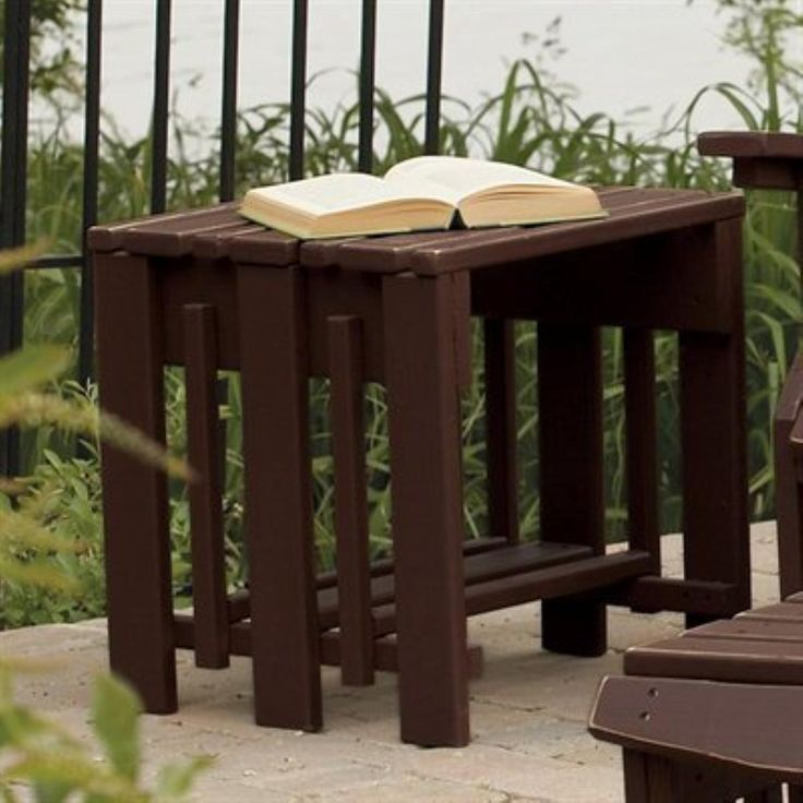 Add This Uwharrie Chair S040 024 Styxx Outdoor Side Table To Your Outdoor  Decor!