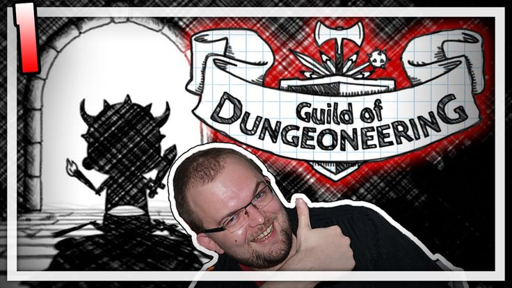 CZYM JEST - GUILD OF DUNGEONEERING #1 [gameplay, gry indie, pl]