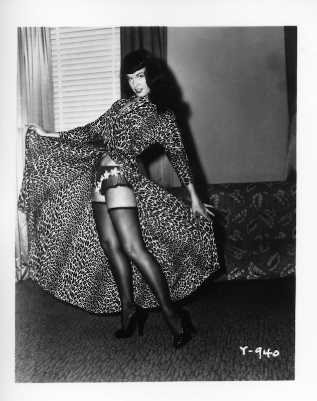 Bettie Page Reveals All | Bettie Page Reveals All: The Authorized Biography