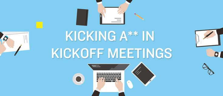 Today we talk about how to run a successful kickoff meeting, particularly how young designers should act, look and appear in front of clients.