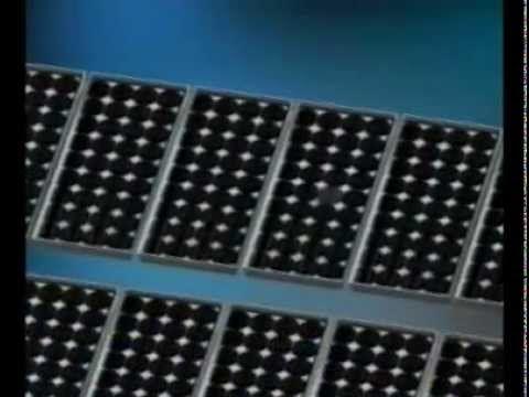 Como Funcionan las Celdas Solares - Fotovoltaicas