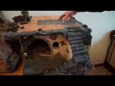 How to make an Italian Style Nativity (Presepe) - YouTube (17min)