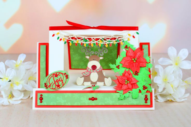 The wonderful Christmas Charisma Collection. For more information please visit bit.ly/1FCX4dI or www.tatteredlace.co.uk