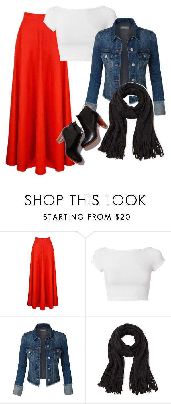 """Hijab outfit"" by madihahnas ❤ liked on Polyvore featuring Helmut Lang and Steve Madden"