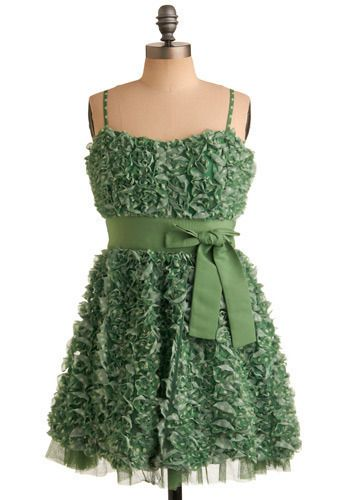 Gardens of Versailles Dress by Darling