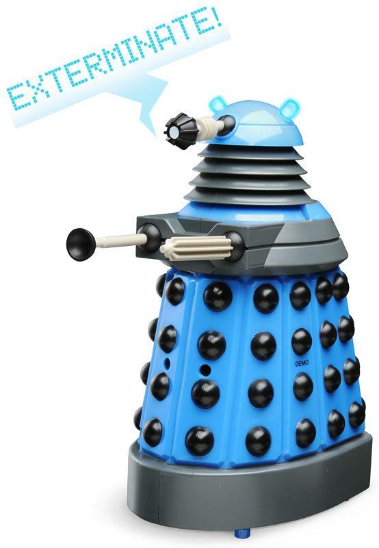 ThinkGeek :: Doctor Who USB Dalek Desk Defender