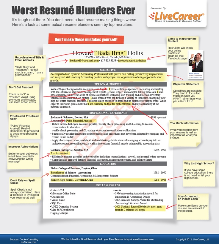 20 best images about resumes on resume tips