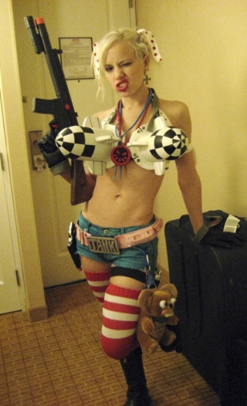 Tank Girl is one badass mama that you don't want to mess with