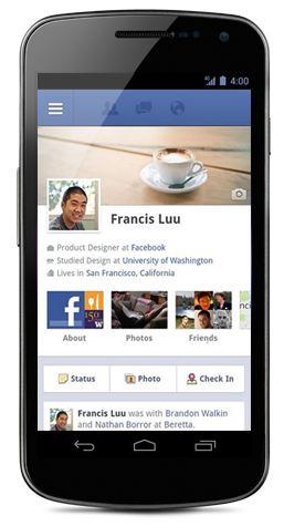 Facebook estaría trabajando en implementar publicidad móvil en tiempo real basada en geolocalización  http://www.xatakamovil.com/p/35933