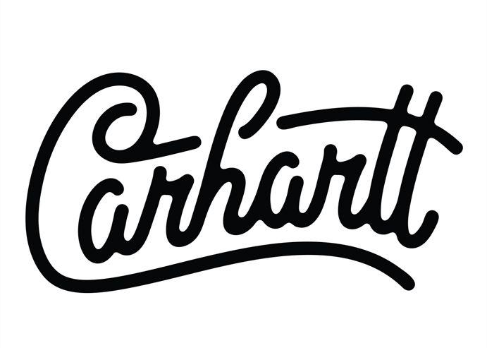 Carhartt type by Dan Cassaro