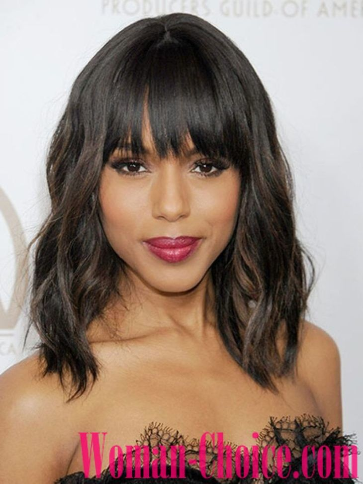 Trendy Haircuts For Hair Of Medium Length 2018 2019 100 Photos