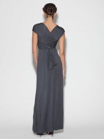 Tart Infinity Dress Maxi Infinity Dress- going to tie this way for the wedding to cover tattoos!!