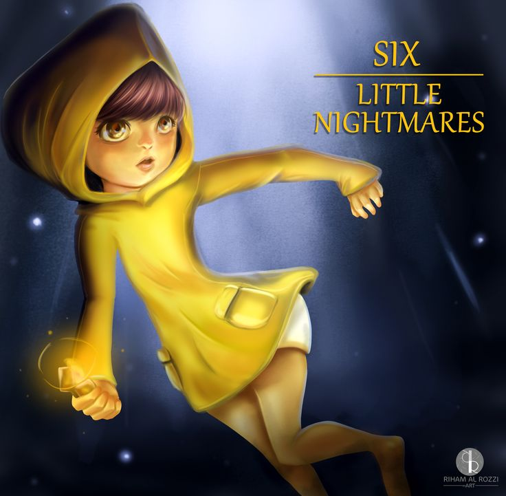 While I was playing this game I've been through a lot of feelings, I've wanted desperately finish it so quick so I can have the chance to draw it.. she was too pathetic for me, but strong at the same time.. the story behind it is deep with a great ending. Six from little nightmares Duration of playing: one day  Duration of drawing: also one day #spooky #six #little #nightmares #littlenightmares #game #pc #ps4 #gamergirl #gamer #girl #9 #years #gnome #horror #love #lighter #coat #smart…