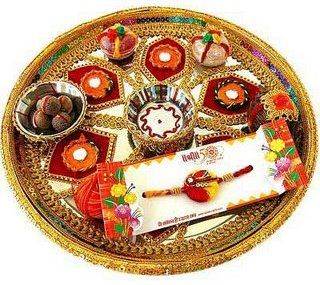 Raksha Bandhan - the Indian festival of brothers and sisters