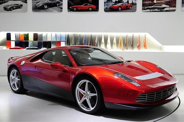 7 best carros de alberto del rio images on pinterest autos based on the 458 italia but looking a little like the classic 512 bb the ec was custom built for clapton sciox Images