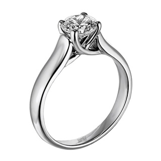 Scott Kay Contemporary Palladium Solitare Mounting Engagement Ring Um Holy Cow This Is My