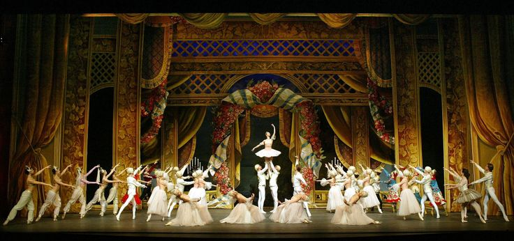 I love seeing this when Christmas time comes around. The Nutcracker Ballet