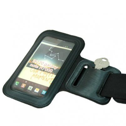 Sports Workout Armband Black Premium Neoprene Running Gym Case for Sprint Samsung Galaxy S5 Sport (SM-G860P) - Boost Mobile ZTE Warp Sync. Premium Quality Sports Workout Armband. Comfortable, moisture-wicking material. Adjustable sport-ready armband with Velcro. Unique design allows easy access to all functions without having to remove the skin. Armband can be worn on either arm. Protect your phone from scratches and damage. Constructed of Lightweight, Water-resistant Neoprene. Reflective...