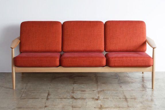 Arne Vodder / Paddle Sofa