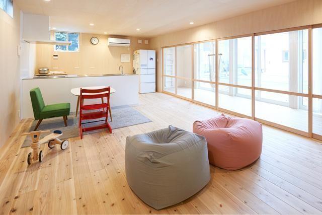 縁側とは 濡れ縁との違いは 楽しくて 実は省エネ 現代住宅に生きる