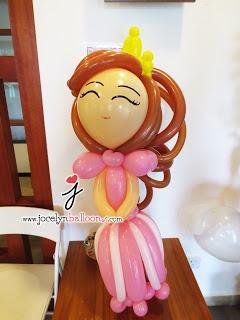 Doll - jocelynballoons.blogspot.com