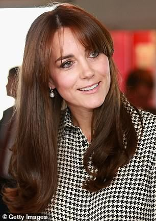 Why Kate Always Sports A New Hairstyle After Maternity Leave Kate