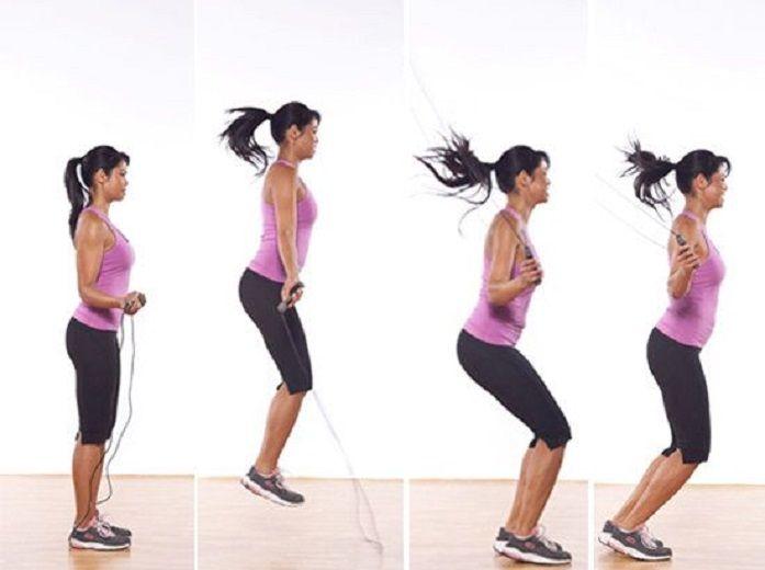 Karcsúsító kardió edzés! 11 hatékony gyakorlat, néhány hét alatt akár egy ruhaméretet is fogyhatsz!