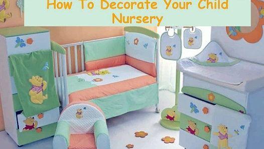 Nursery Decor Based on Nursery Rhymes! #nurserydecor #nurseryrhymes