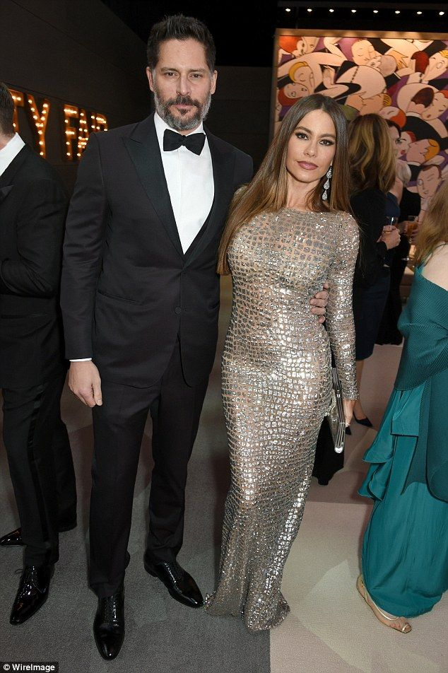 Hunky husband! The Magic Mike star, 40, looked dashing as always in a black tuxedo with polished dress shoes, adding a bow tie to the classic ensemble