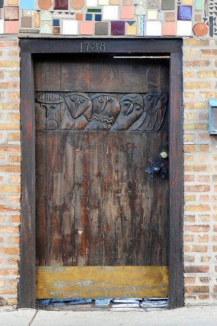 The Norse Door