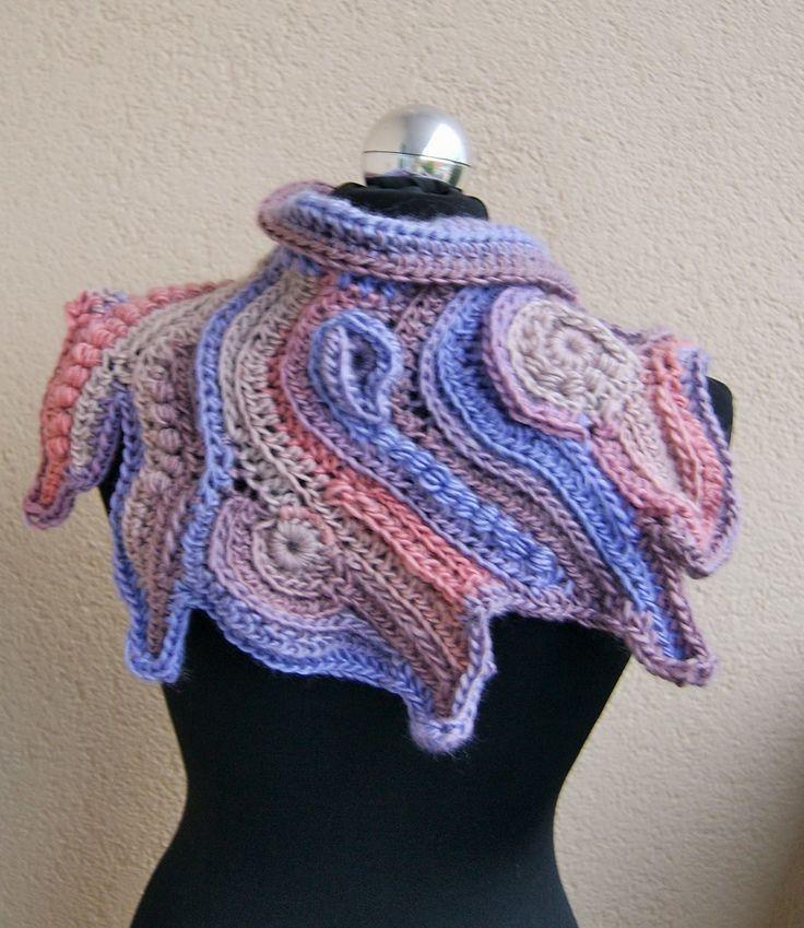 The 559 best Freedom crochet images on Pinterest   Freeform crochet ...
