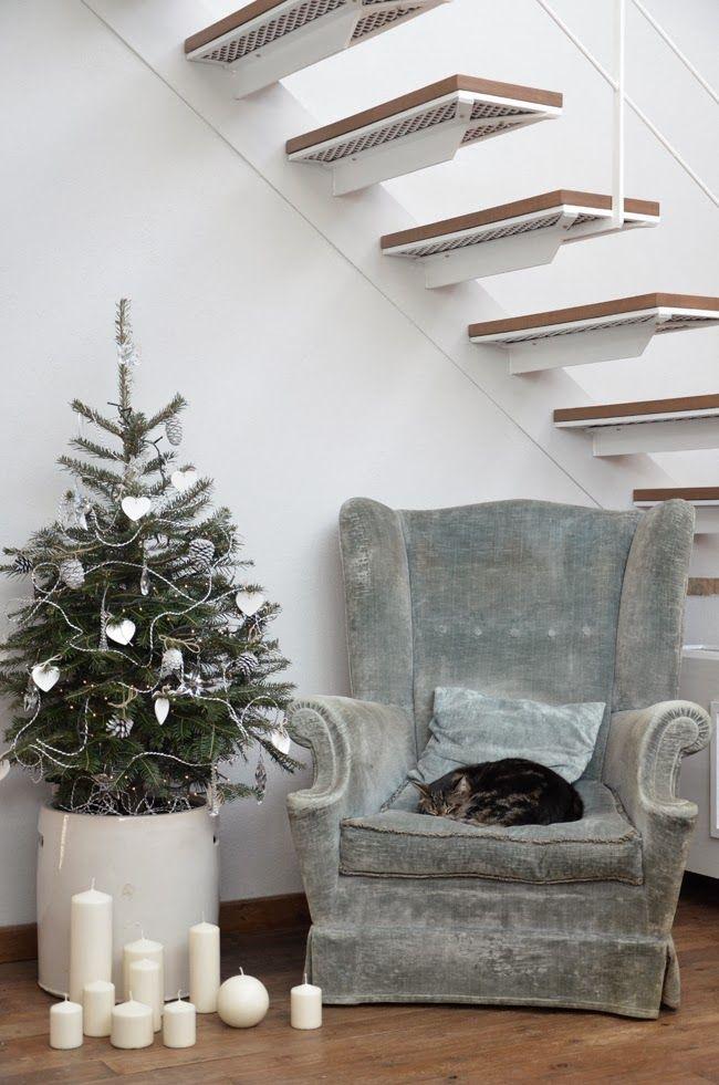 Natale con Noi ~ L'albero White christmas in my home ~ ph. Martina De Robertis