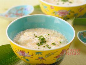 鶏挽き肉入りコーンスープ | e-gohan