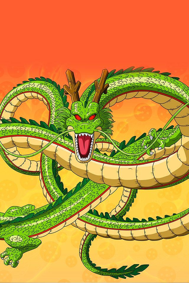 shenron wallpaper iphone ipad parallax
