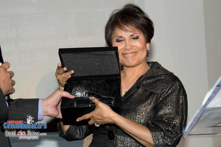 Congrats, Gloria Campos, on your retirement! You've definitely earned it.