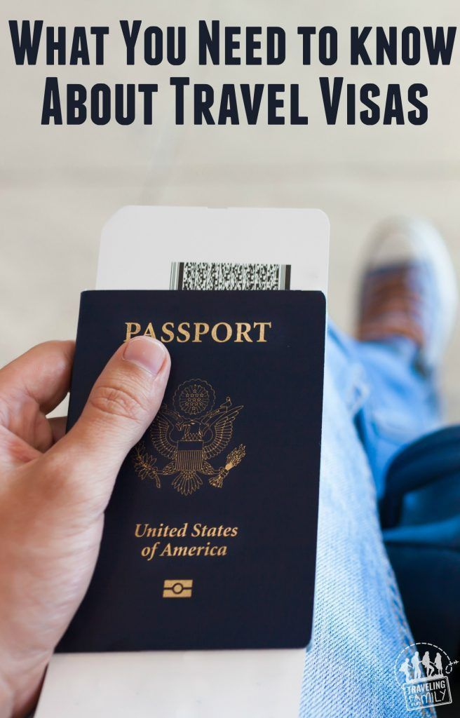 5 Invaluable Tips for Researching Travel Visas - Traveling Family Blog