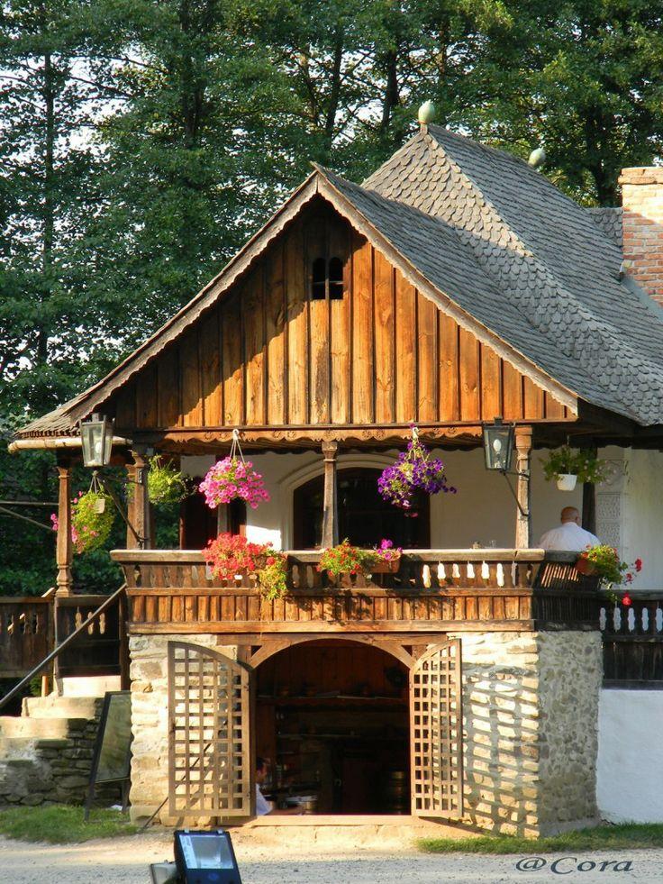 Muzeul Astra - Carcium din Batrani  http://calatorim.ro/patru-anotimpuri-aceeasi-destinatie-muzeul-satului-din-sibiu/