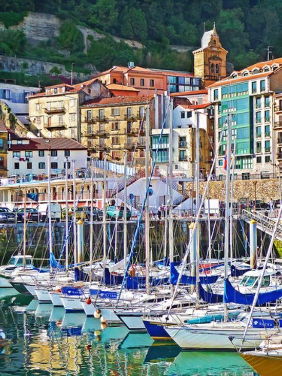 San Sebastian, Spain ✈ Destination Wedding Venue Spotlight