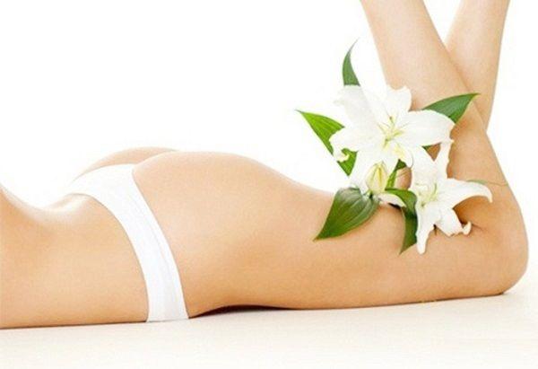 3 phương pháp làm trắng da vùng mông đơn giản hiệu quả
