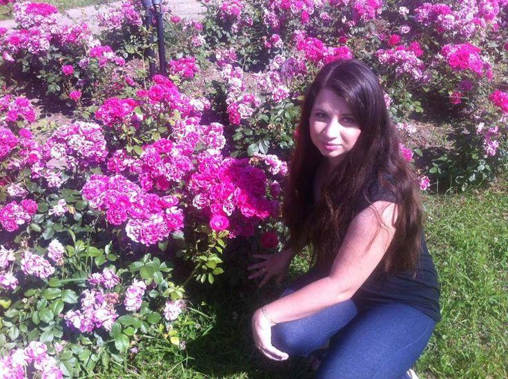 Trandafiri  #GradinaBotanicaIasi