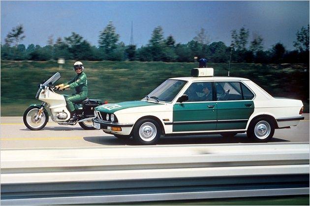 Polizei Autos / Police