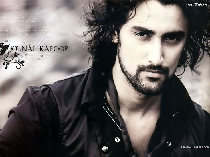 Kunal Kapoor - what a delicious looking man....
