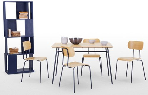 Retro style Haywood Dining Tables And Chairs At Made