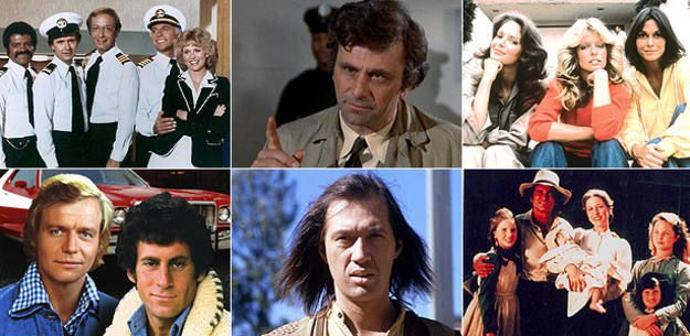 images of the 70s tv series | ... libro que repasa las series de televisión de los años 70 - RTVE.es
