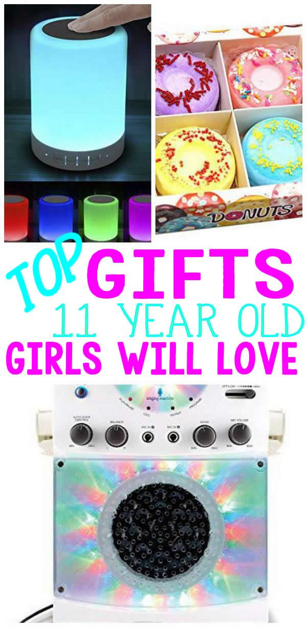 Gifts 11 Year Old Girls Birthday Gifts For Teens Birthday Gifts For Girls Tween Gifts