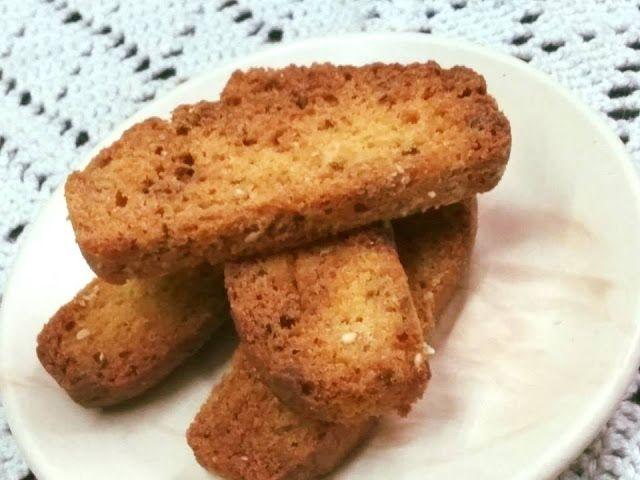 Mercury Information Management Platform: Vegan Biscotti With Semolina: Dairy-Free Suji Cake Rusk