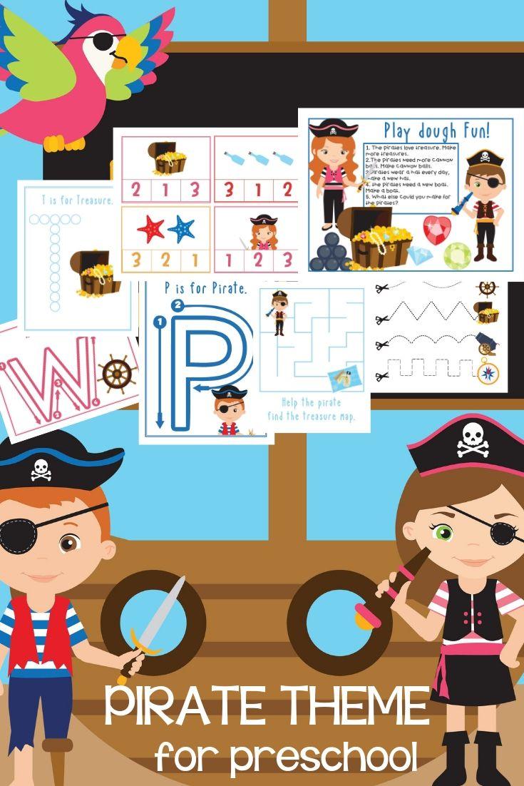 Preschool Pirate Theme Printables Pack Is Full Of Fun Preschool Pirate Activities And Preschool A Preschool Pirate Theme Pirate Activities Preschool Activities [ 1102 x 735 Pixel ]