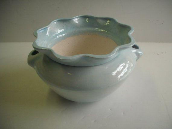 how to make african violet pots